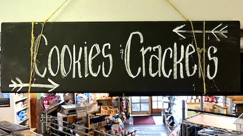 Cookies Crackers
