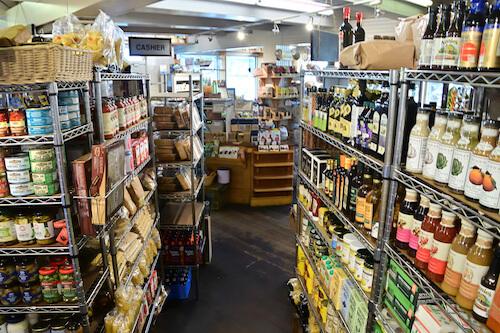 angel foods pantry items