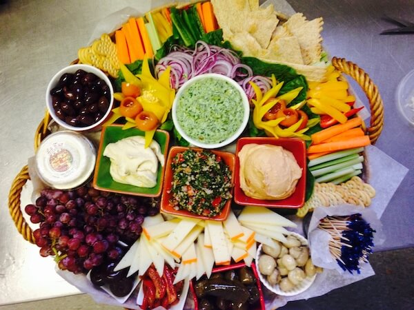Angel Foods Provincetown Catering - Appetizers