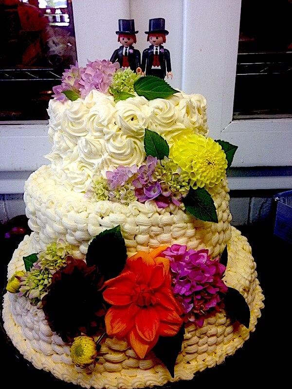 desserts wedding cake